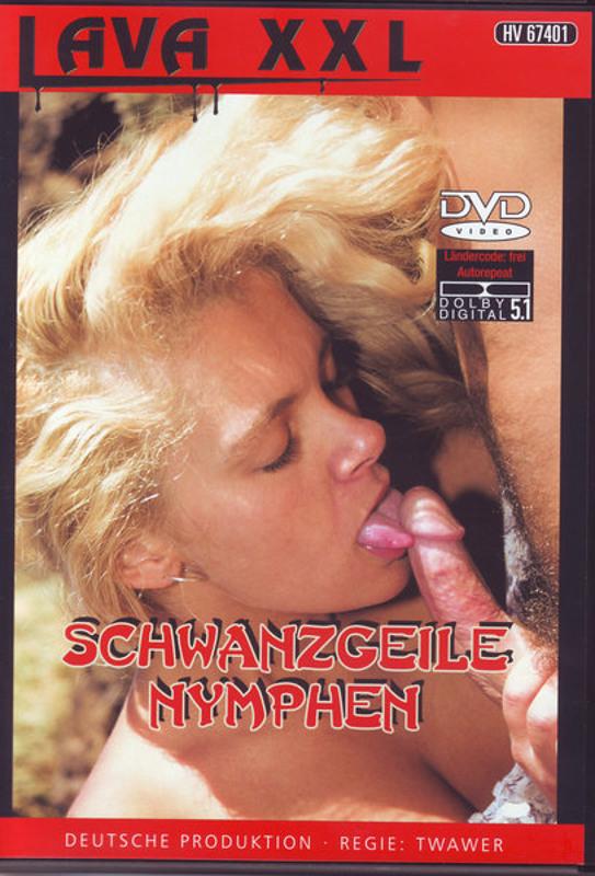 Schwanzgeile Nymphen DVD Image