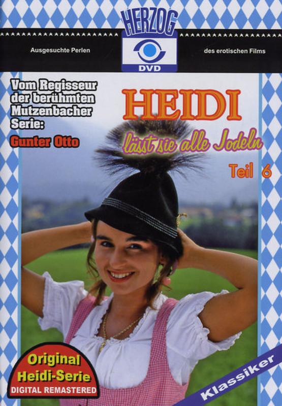 Heidi  Teil  6 - Lässt alle jodeln DVD Image