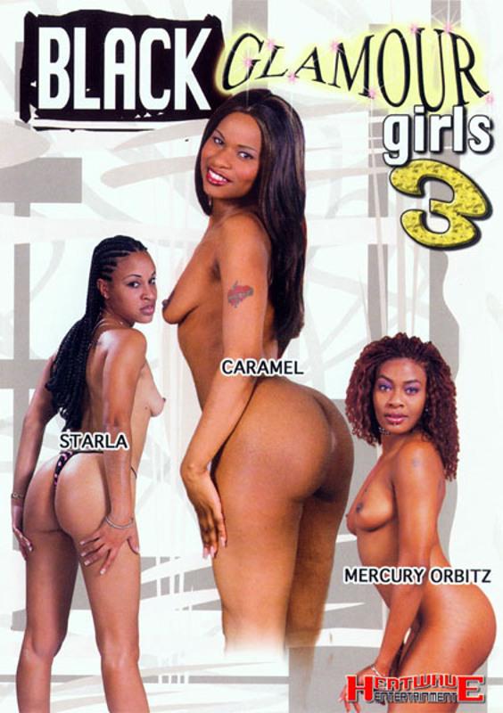 Black Glamour Girls 3 DVD Image