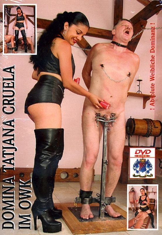 Domina Tatjana Cruela im OWK DVD Image