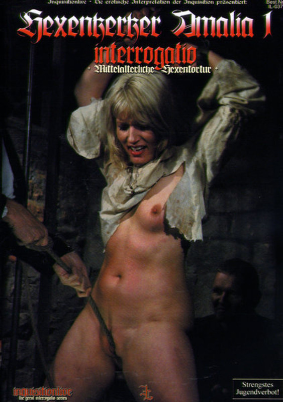 Interrogatio - Hexenkerker  Amalia  1 DVD Image
