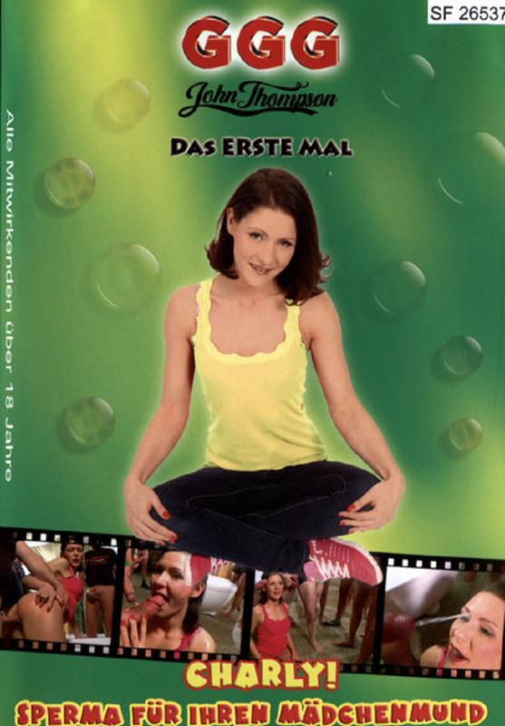 GGG - Charly! Sperma für ihren Mädchenmund DVD Image