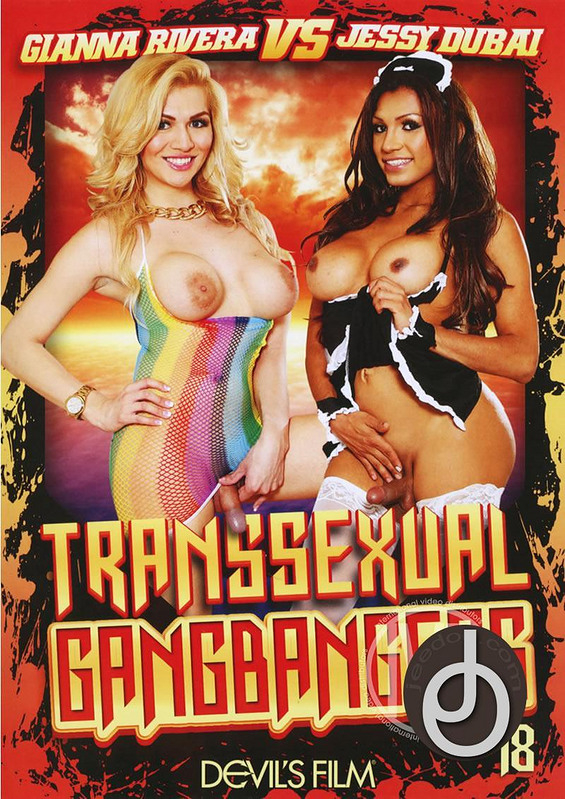 Transsexual Gangbangers 116