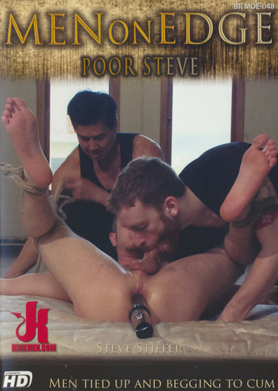 Men On Edge - Poor Steve Gay DVD Image