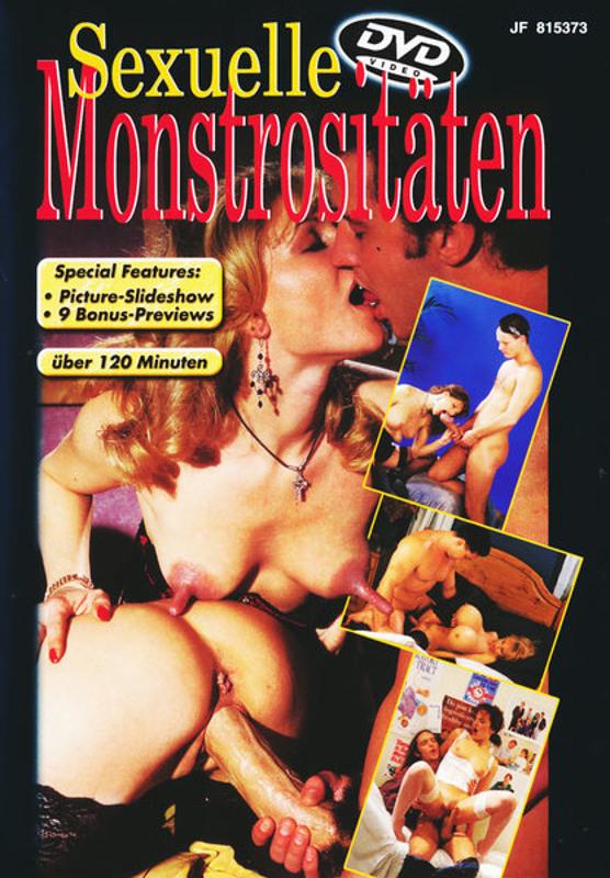 Sexuelle Monstrositäten 1 DVD Image