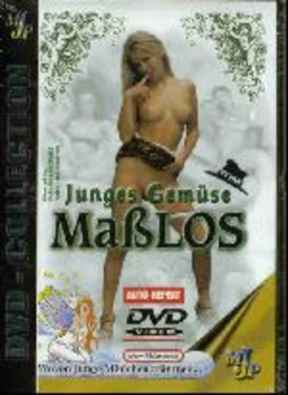 Junges Gemüse Maßlos DVD Image