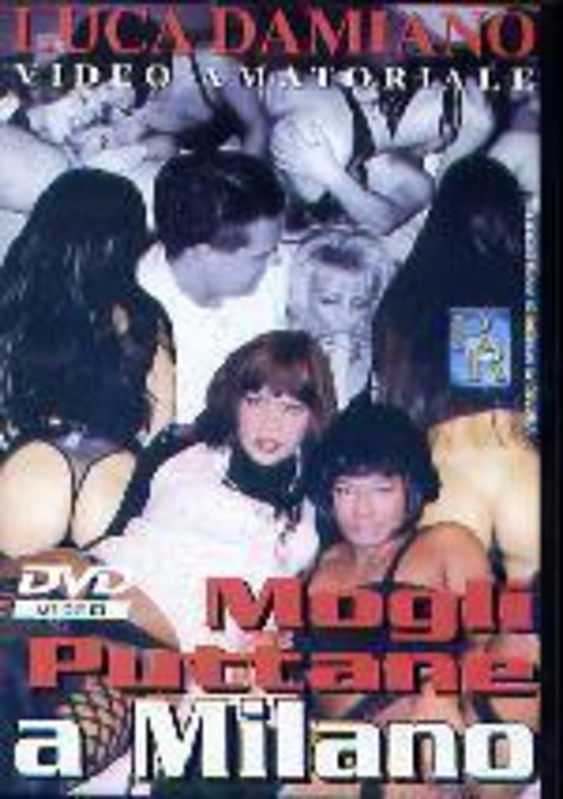 Mogli Puttane a Milano DVD Image